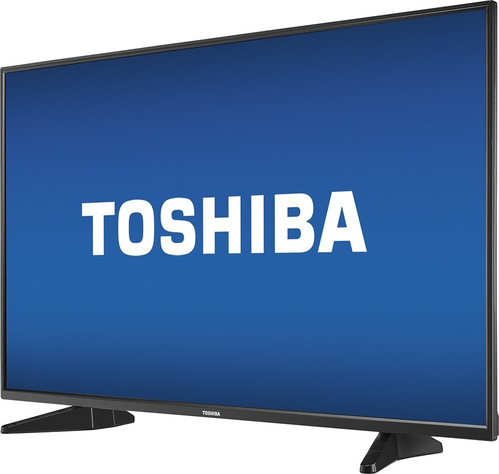 An image of Toshiba 43L420U 43-Inch FHD LED TV | Your TV Set