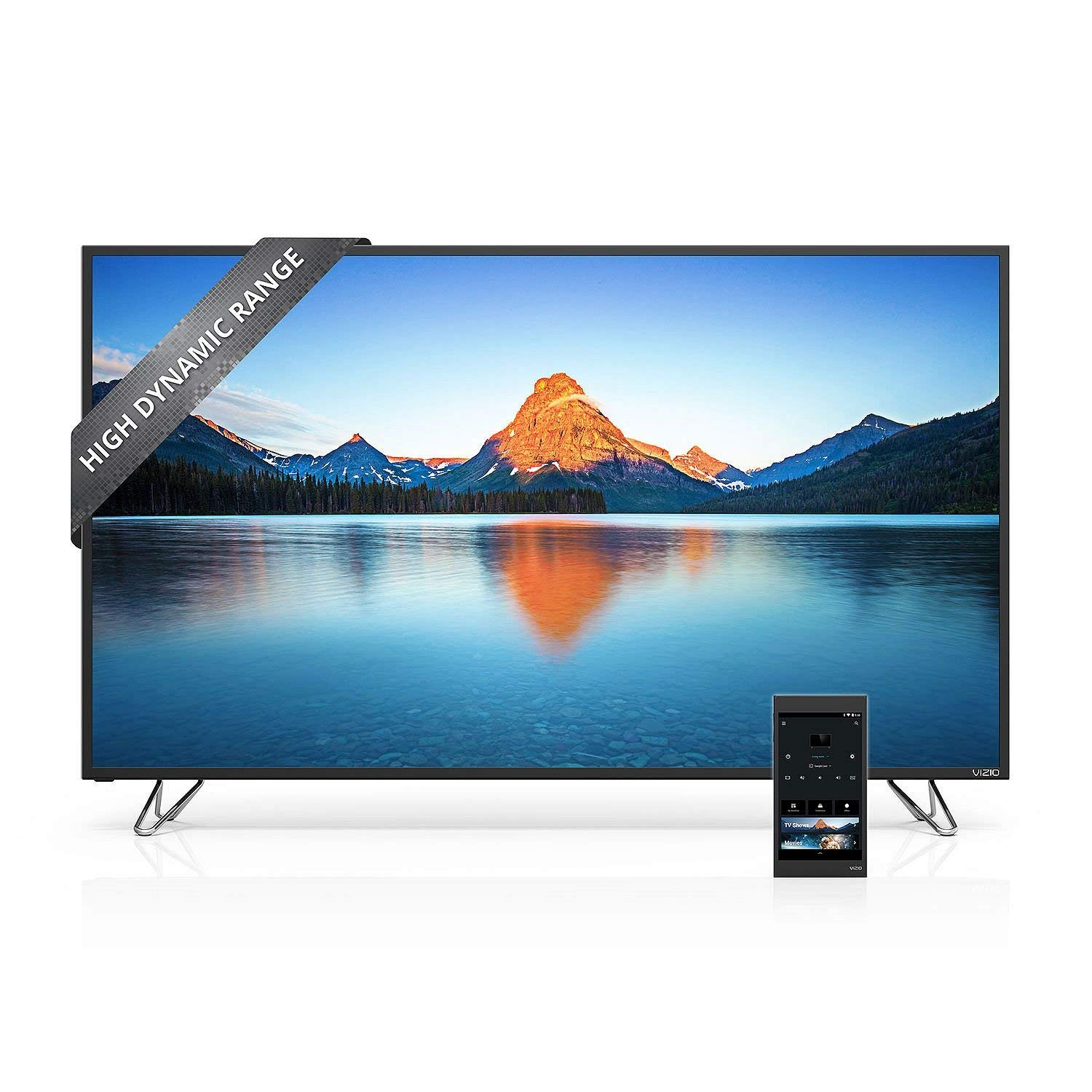 An image related to VIZIO M Series M55-D0 55-Inch HDR 4K LCD 120Hz TV with VIZIO Clear Action 360