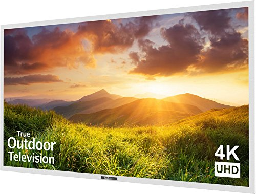 An image related to SunBriteTV SB-S-65-4K-WH 65-Inch 4K LED Outdoor 60Hz TV