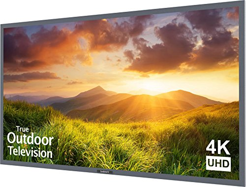 An image related to SunBriteTV Signature Series SB-S-65-4K-SL 65-Inch 4K LED Outdoor TV
