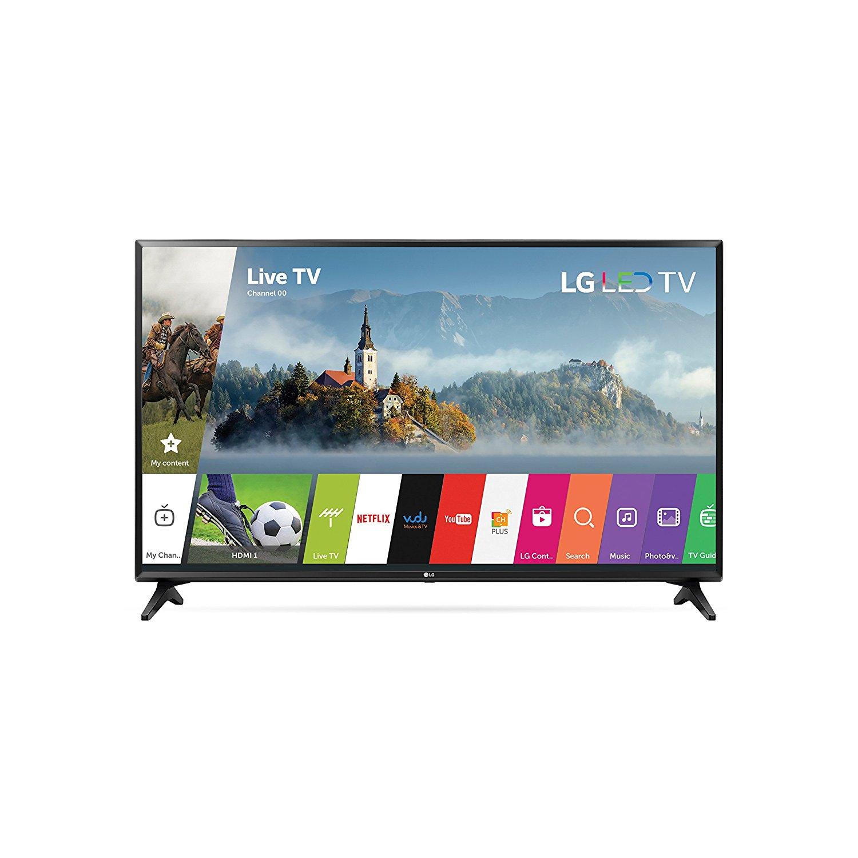 An image of LG 43LJ550M 43-Inch FHD LED TV
