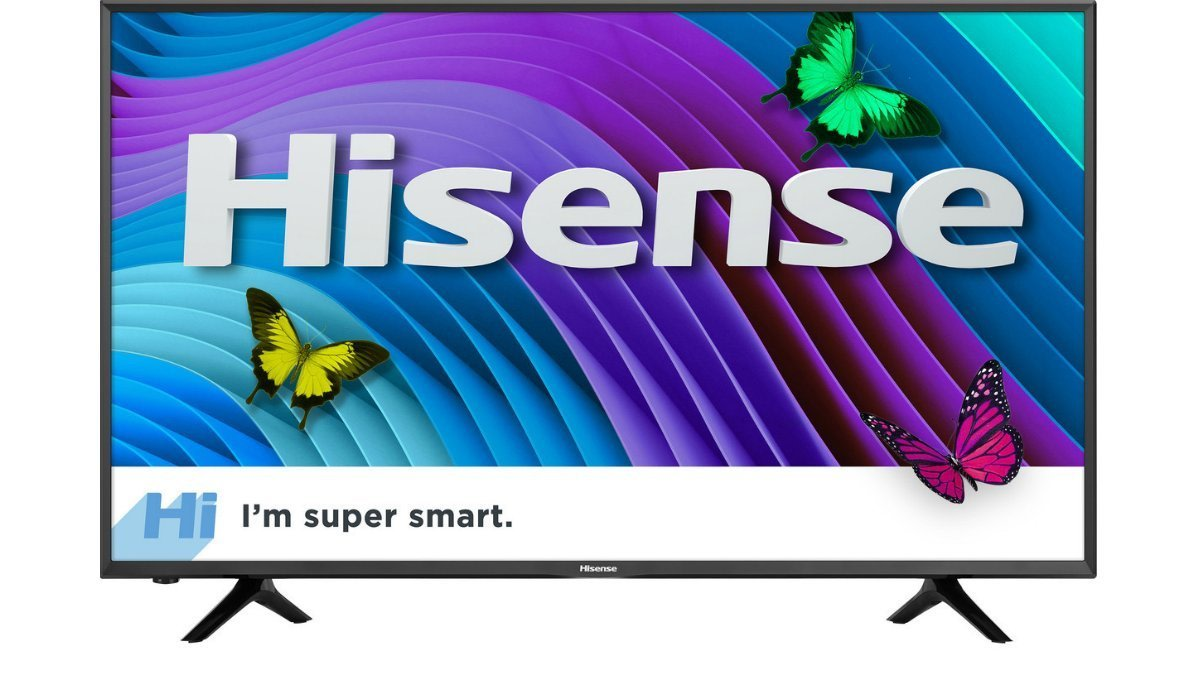 An image of Hisense 60DU6070 60-Inch HDR 4K LED 60Hz TV with Motion Rate 120 | Your TV Set