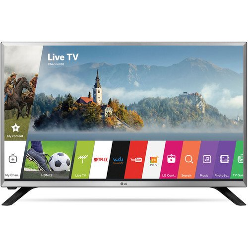 An image of LG 32LJ550M 32-Inch HD LED TV