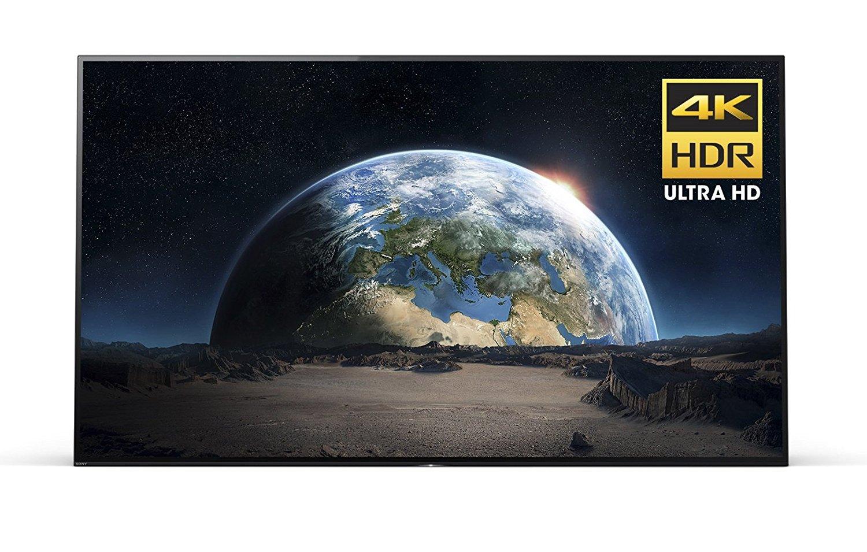 An image of Sony XBR77A1E 77-Inch HDR 4K OLED 120Hz TV with Sony Motionflow XR