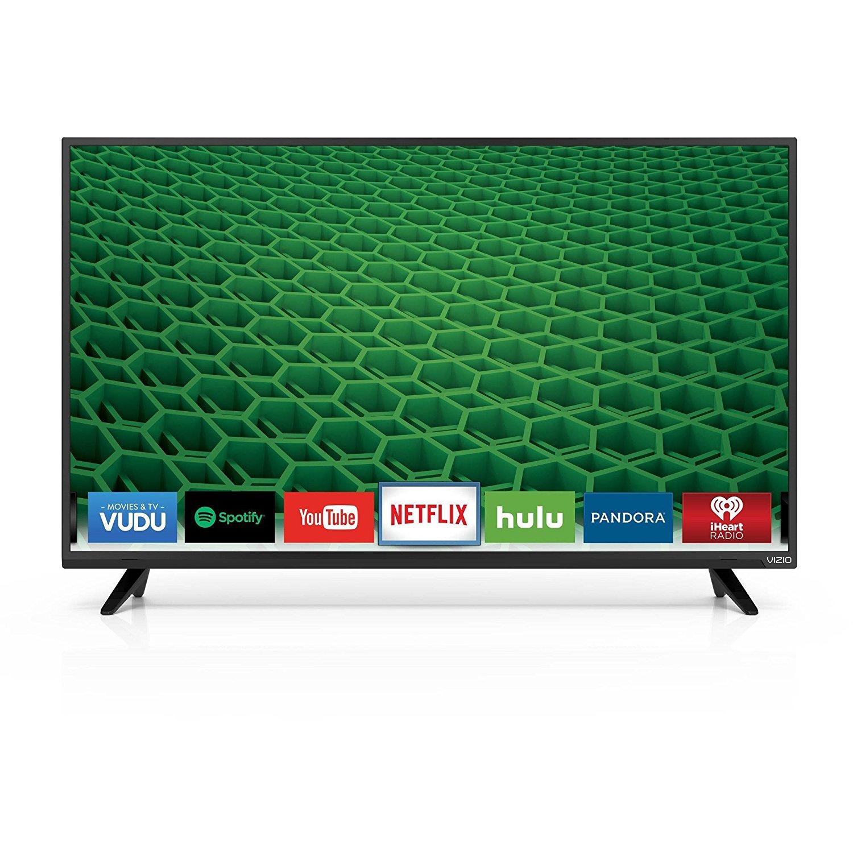 An image of VIZIO D40F-E1 40-Inch FHD LED Smart TV | Your TV Set