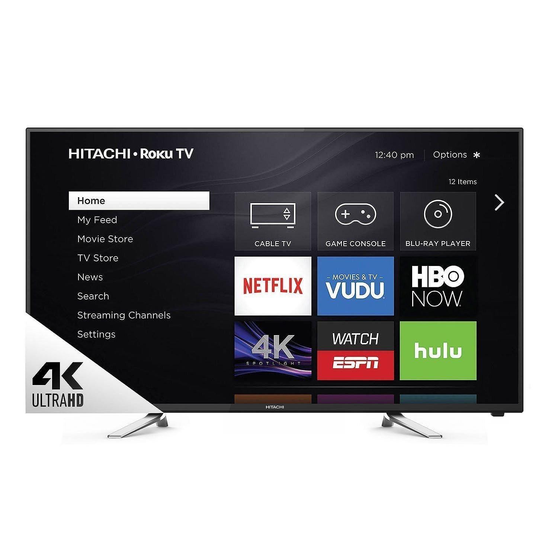 An image of Hitachi RH2 60RH2 60-Inch HDR 4K LED TV | Your TV Set