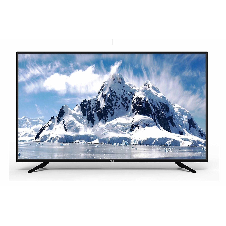 An image of RCA RTU4921 49-Inch 4K LED 60Hz TV
