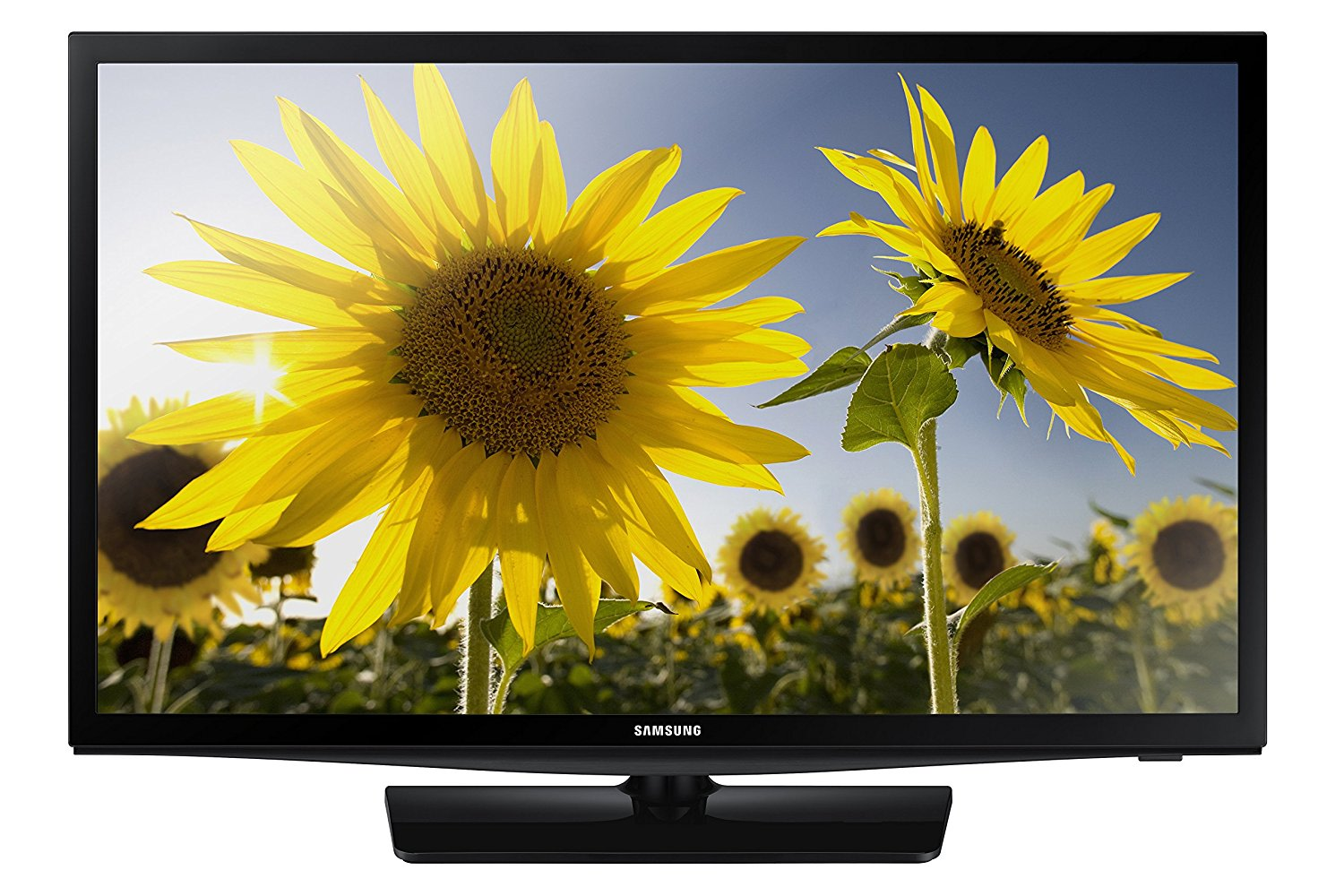 An image related to Samsung UN24H4500AFXZA 24-Inch HD LED Smart TV