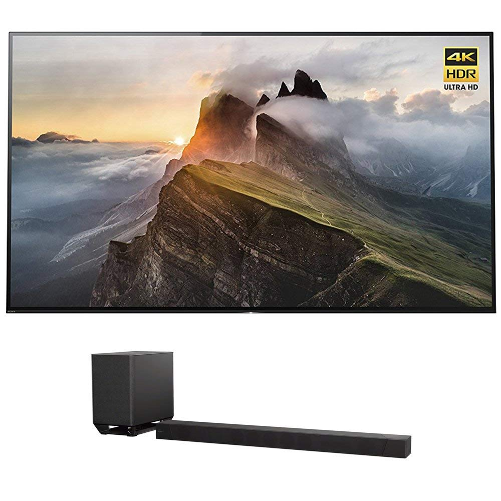 An image of Sony XBR-65A1E 65-Inch HDR Flat Screen 4K OLED 120Hz Smart TV