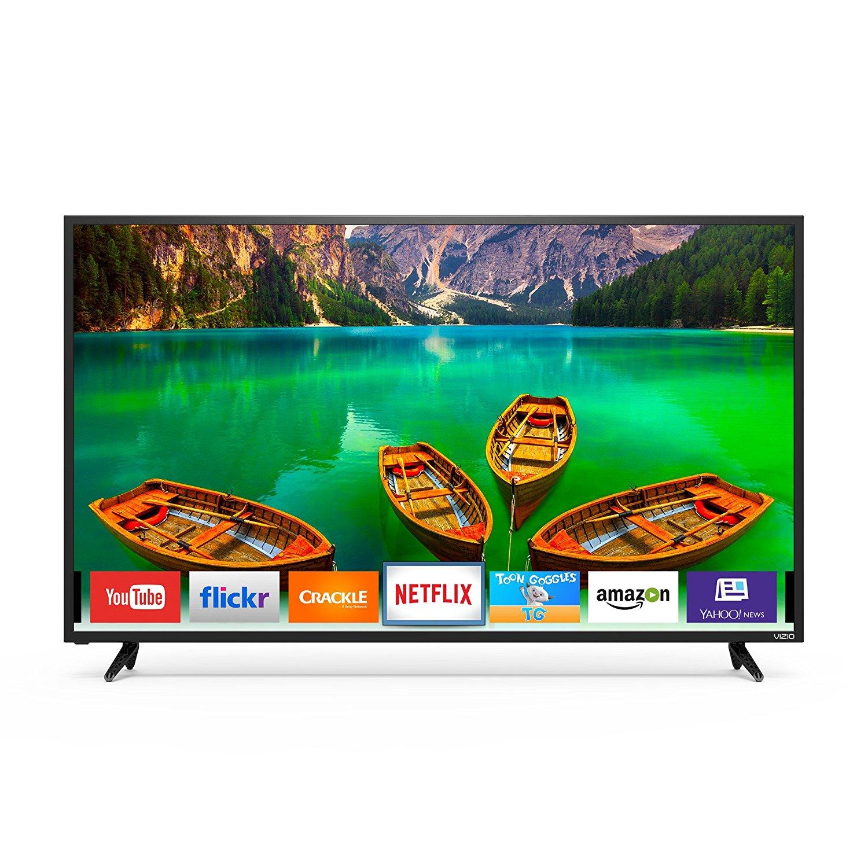 An image of VIZIO D-Series D43-E2 43-Inch 4K LED 120Hz TV