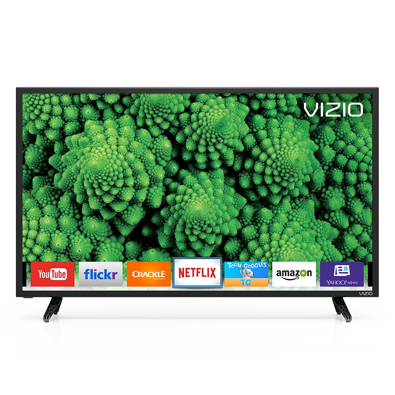 An image of VIZIO D39F-E1 39-Inch FHD LED Smart TV
