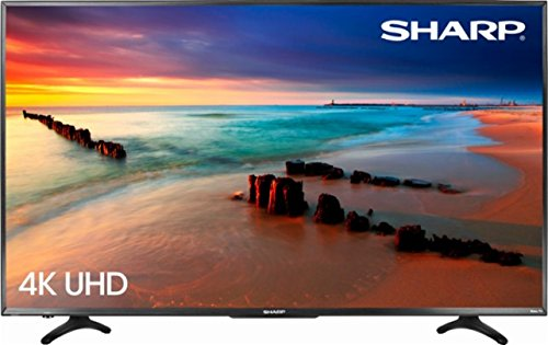 An image related to Sharp LC-55LBU591U 55-Inch HDR Flat Screen 4K LED 60Hz TV