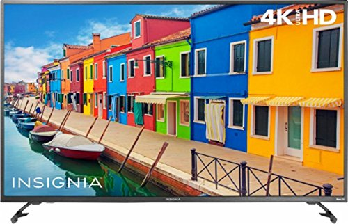 An image of Insignia NS-55DR620NA18 55-Inch HDR 4K LED 60Hz TV