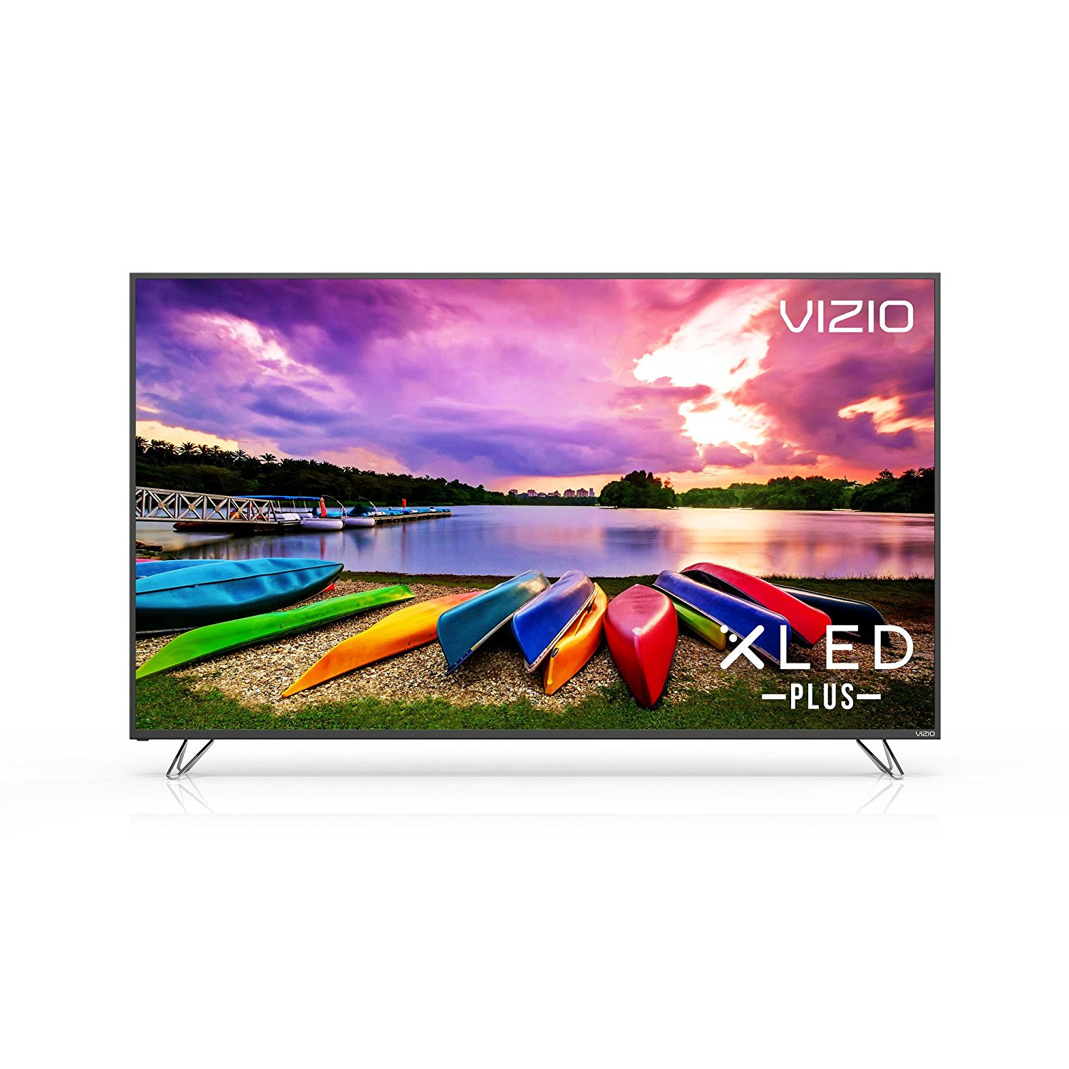 An image of VIZIO M-Series M75-E1 75-Inch HDR 4K XLED 120Hz TV with VIZIO Clear Action 360