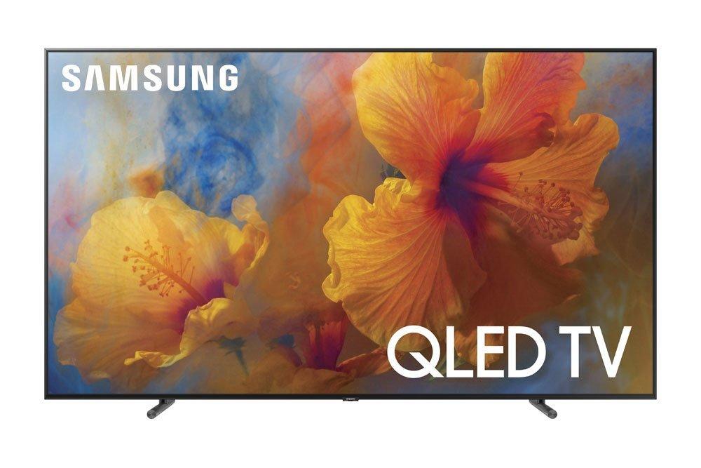 An image of Samsung QN88Q9FAMFXZA 88-Inch HDR Flat Screen 4K QLED 240Hz Smart TV