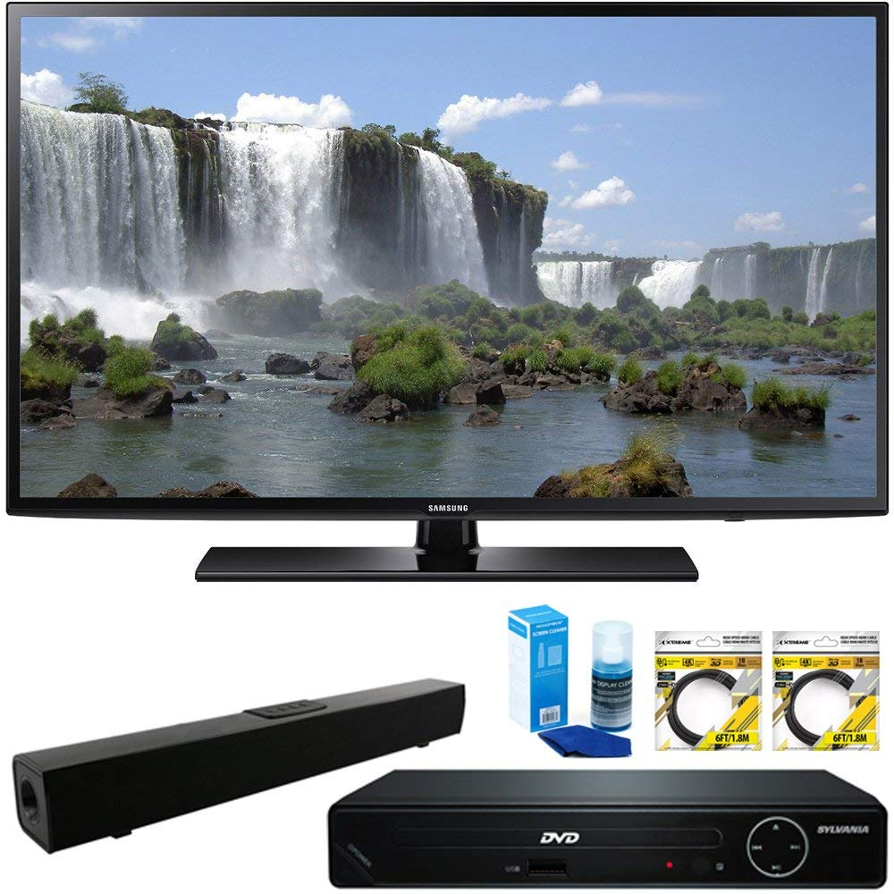 An image related to Samsung UN55J6201 55-Inch FHD LED Smart TV with Motion Rate 120