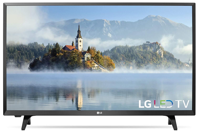 An image of LG 32LJ500B 32-Inch HD LED TV
