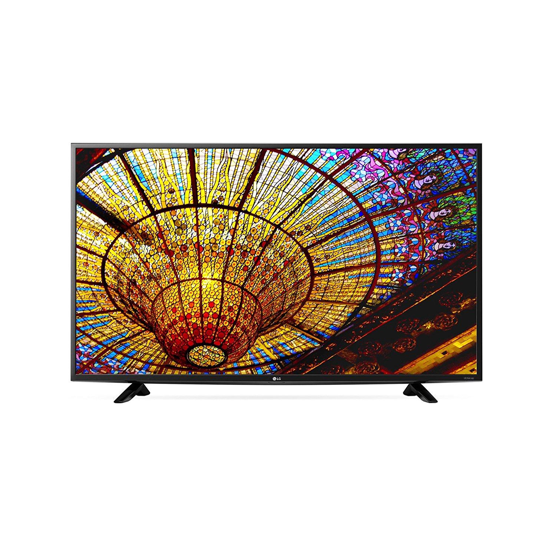 An image of LG UF6400 43UF6400 43-Inch 4K LED 120Hz TV | Your TV Set