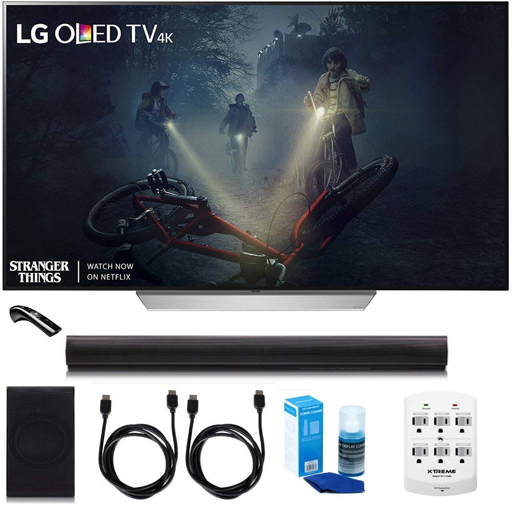 An image related to LG C7 OLED55C7P 55-Inch HDR Flat Screen 4K OLED 60Hz TV