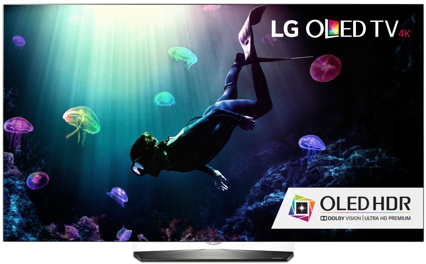 An image related to LG B6 OLED55B6P 55-Inch HDR 4K OLED TV