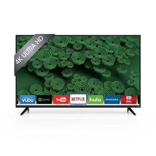 An image of VIZIO D55u-D1 55-Inch 4K LED 120Hz Smart TV with VIZIO Clear Action 240