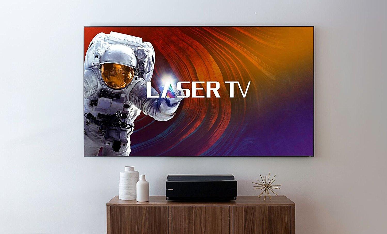 An image of Hisense 100L8D 100-Inch Flat Screen 4K LED 60Hz TV
