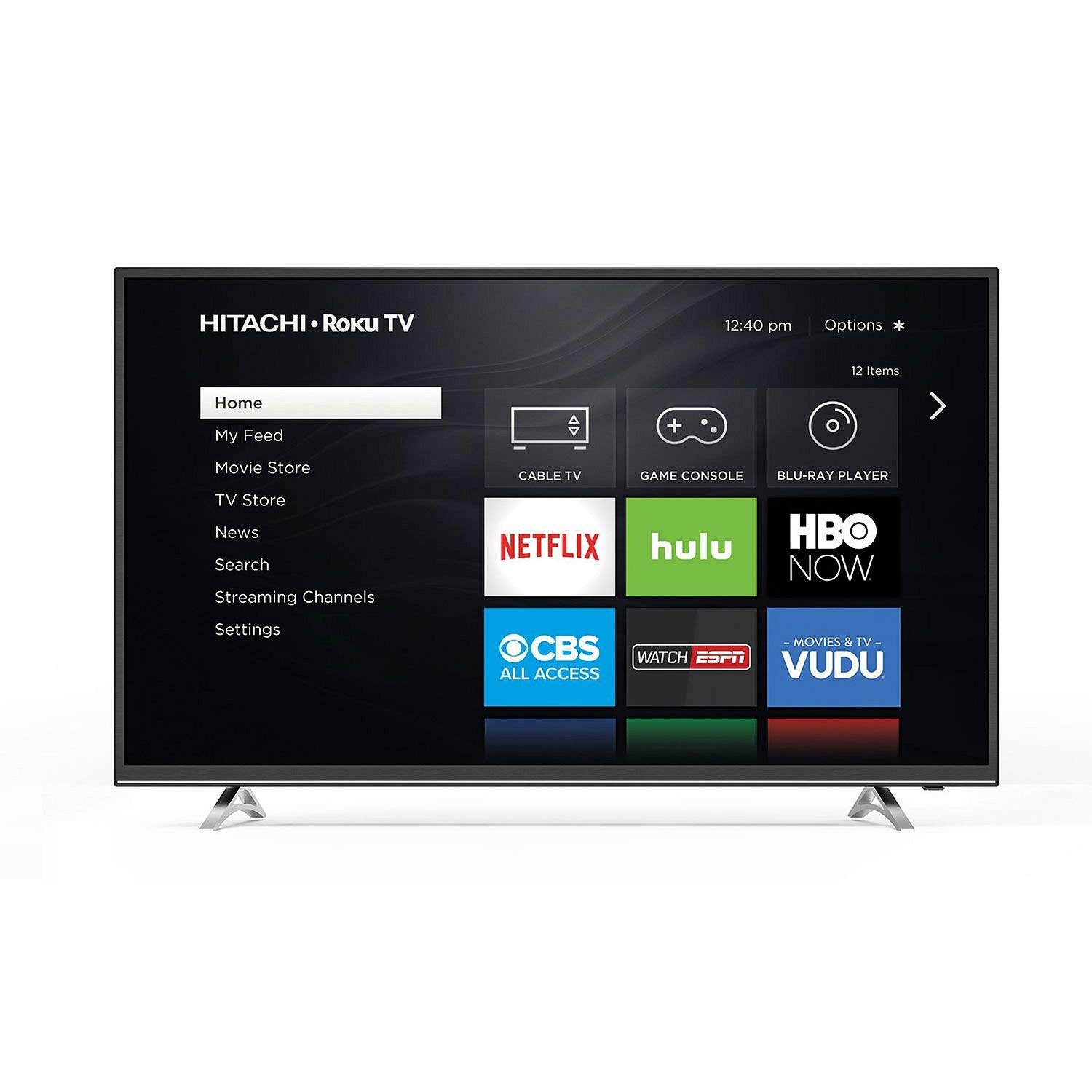 An image related to Hitachi 32R20 32-Inch HD LED TV