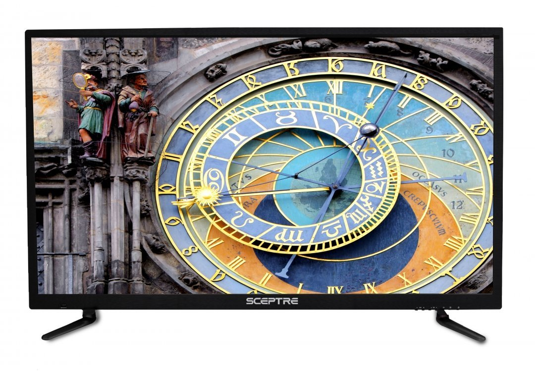 An image related to Sceptre U40 U405CV-U 40-Inch Flat Screen 4K LED 60Hz TV with MEMC 120