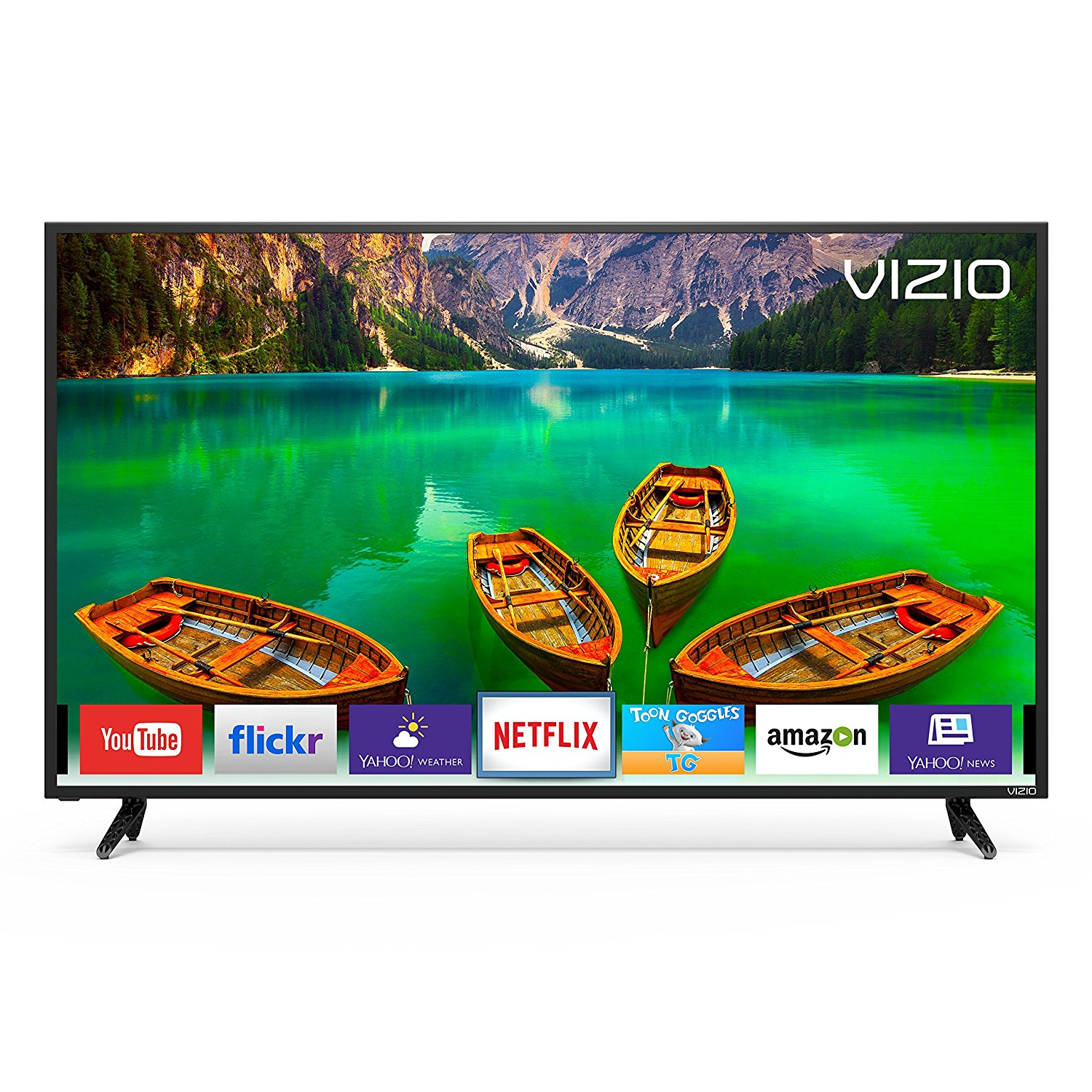 An image related to VIZIO D D50-E1 50-Inch 4K LED 120Hz TV