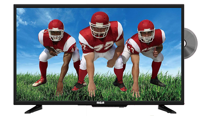An image of RCA RTDVD1900 19-Inch HD LED TV