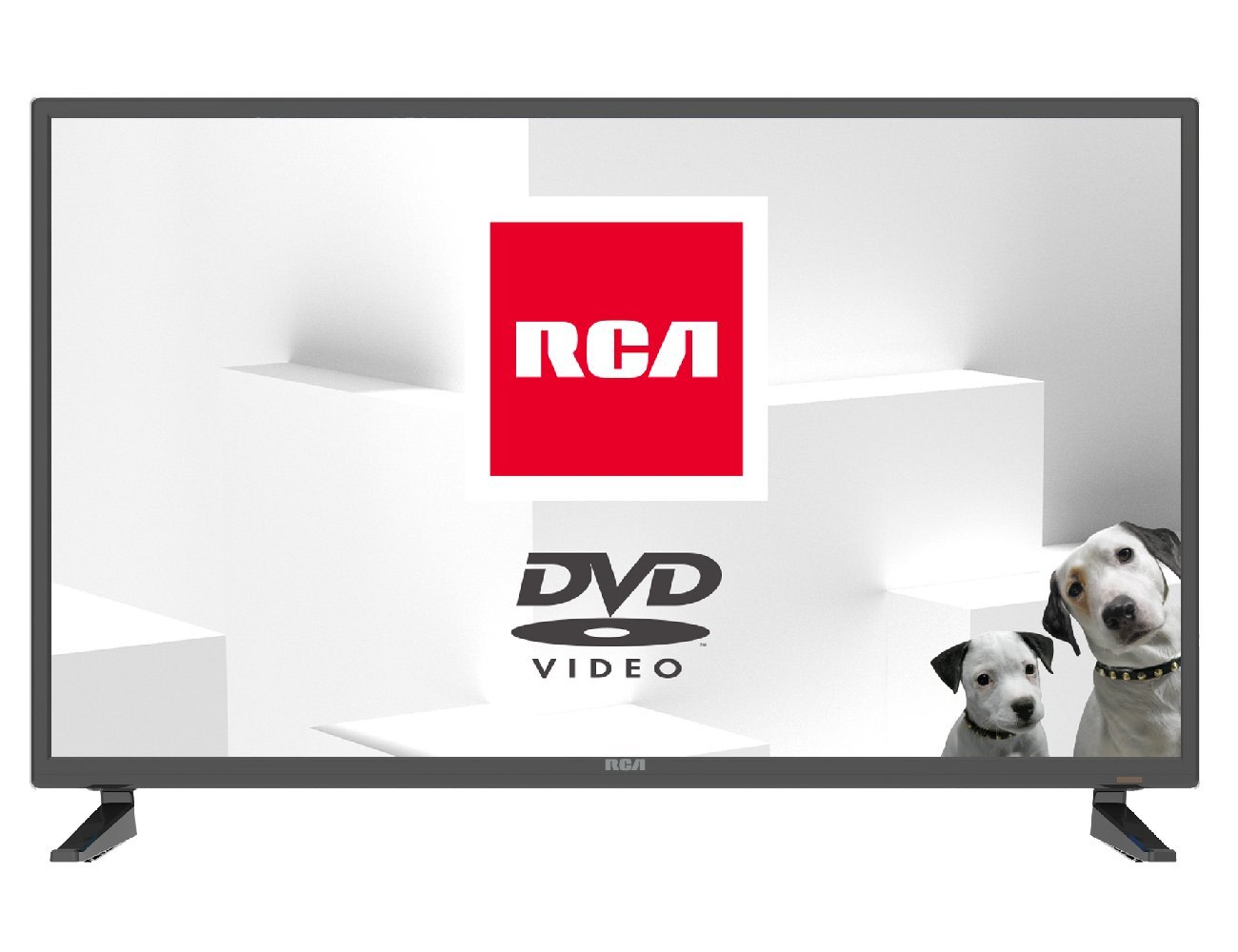 An image of RCA RLDEDV3255-A 32-Inch HD LED TV | Your TV Set