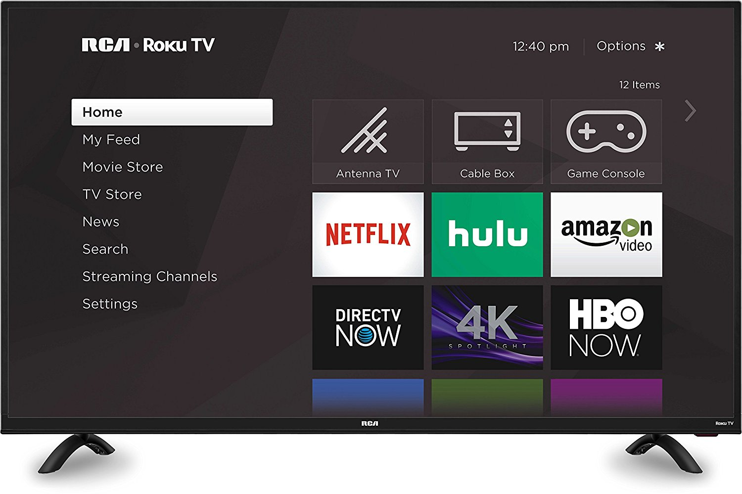 An image related to RCA RTRU5027-W 50-Inch HDR 4K LED 60Hz TV