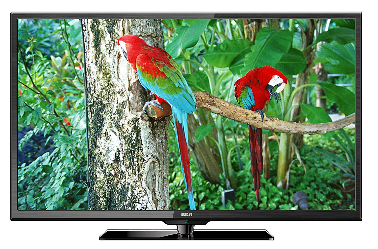 An image of RCA RLDED5078A-C 50-Inch FHD LED TV | Your TV Set