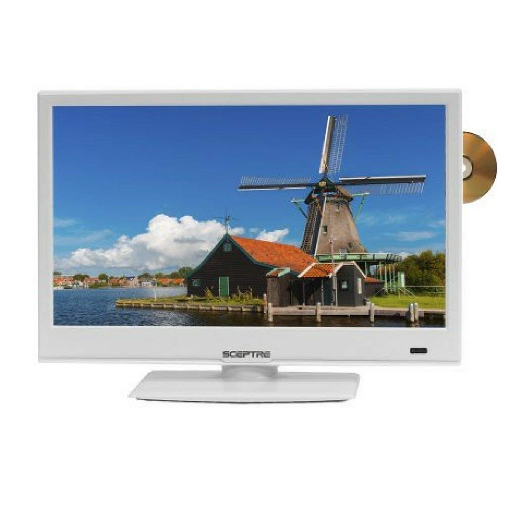 An image related to Sceptre E165WD-S 16-Inch HD LED TV