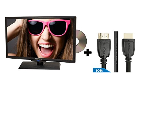 An image of Sceptre E195BD-S 19-Inch HD LED TV | Your TV Set