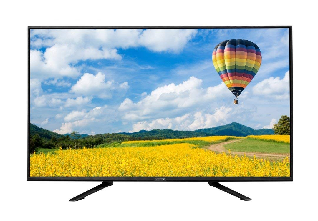An image related to Sceptre U505CV-U-ROKU 49-Inch 4K LED 60Hz Smart TV with MEMC 120