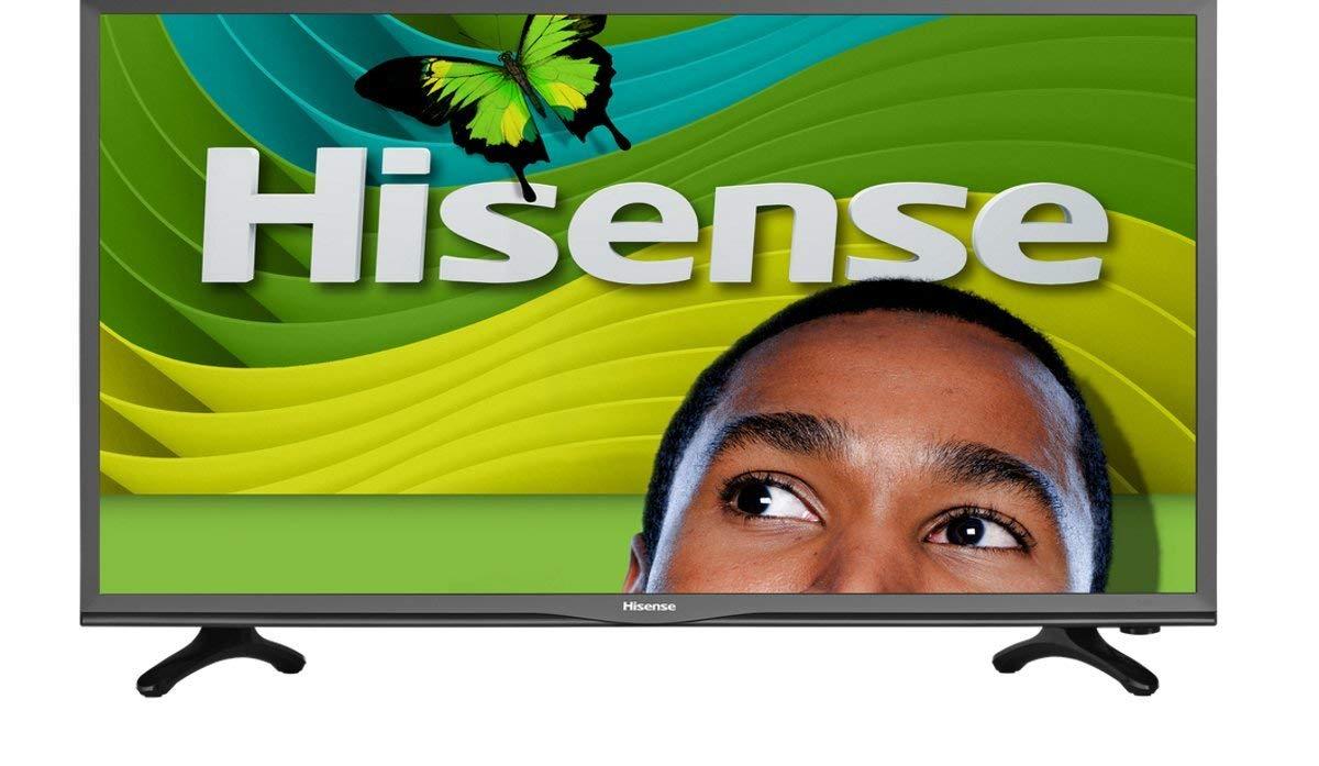 An image of Hisense 32H320D/H3D 32-Inch HD LED TV