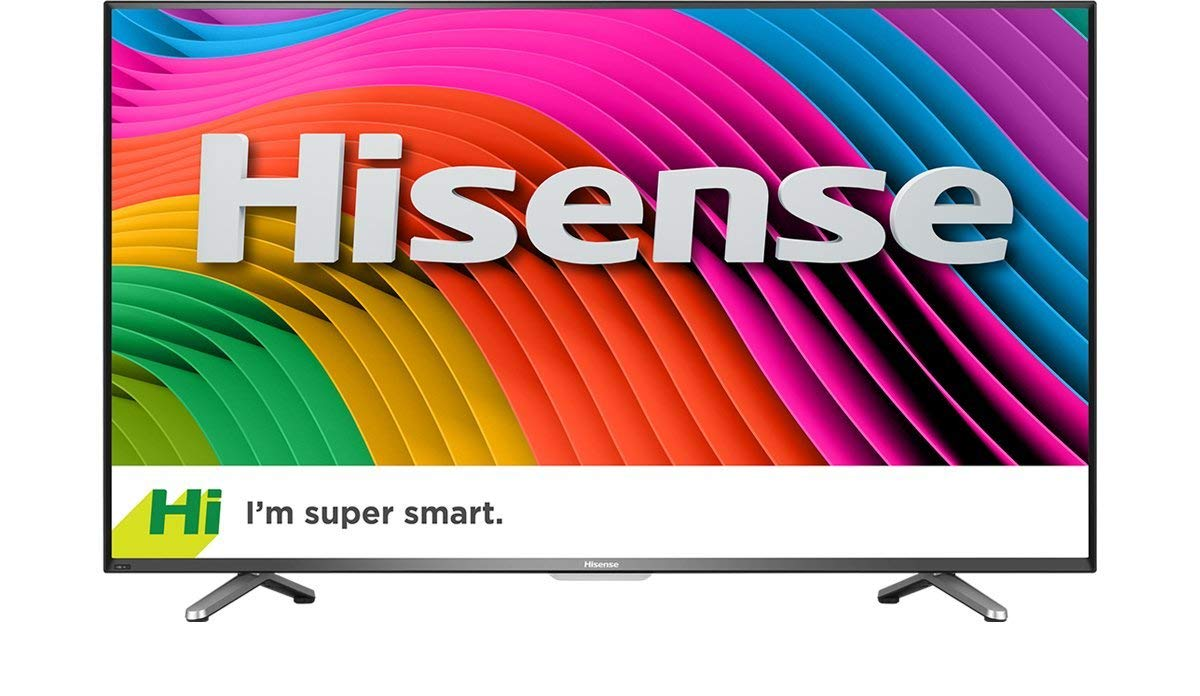 An image related to Hisense 50H7GB 50-Inch 4K LED 120Hz TV with Ultra Smooth Motion