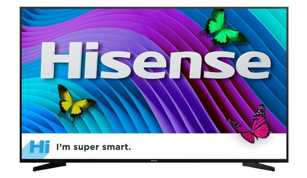 An image of Hisense 65H6D 65-Inch HDR 4K LED Smart TV with Motion Rate 120