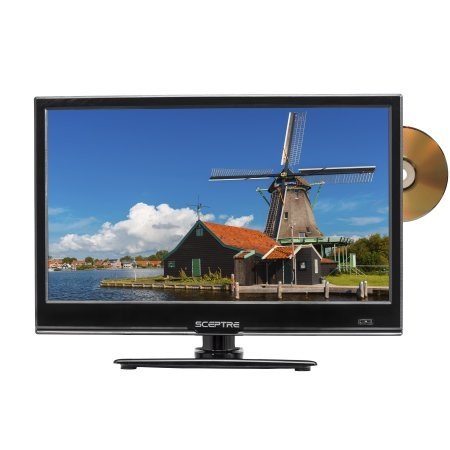 An image related to Sceptre E165BD-M 16-Inch HD LED TV