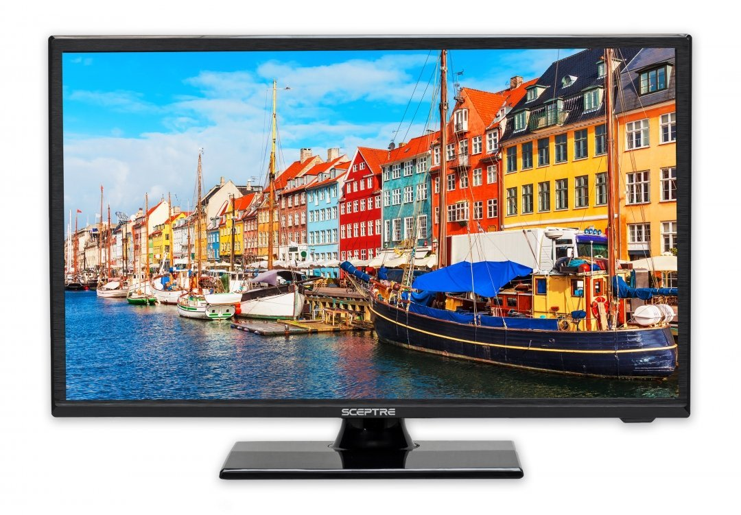 An image related to Sceptre E195BV-SR 19-Inch HD LED TV