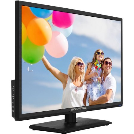 An image related to Sceptre E246BV-F 24-Inch FHD LED TV