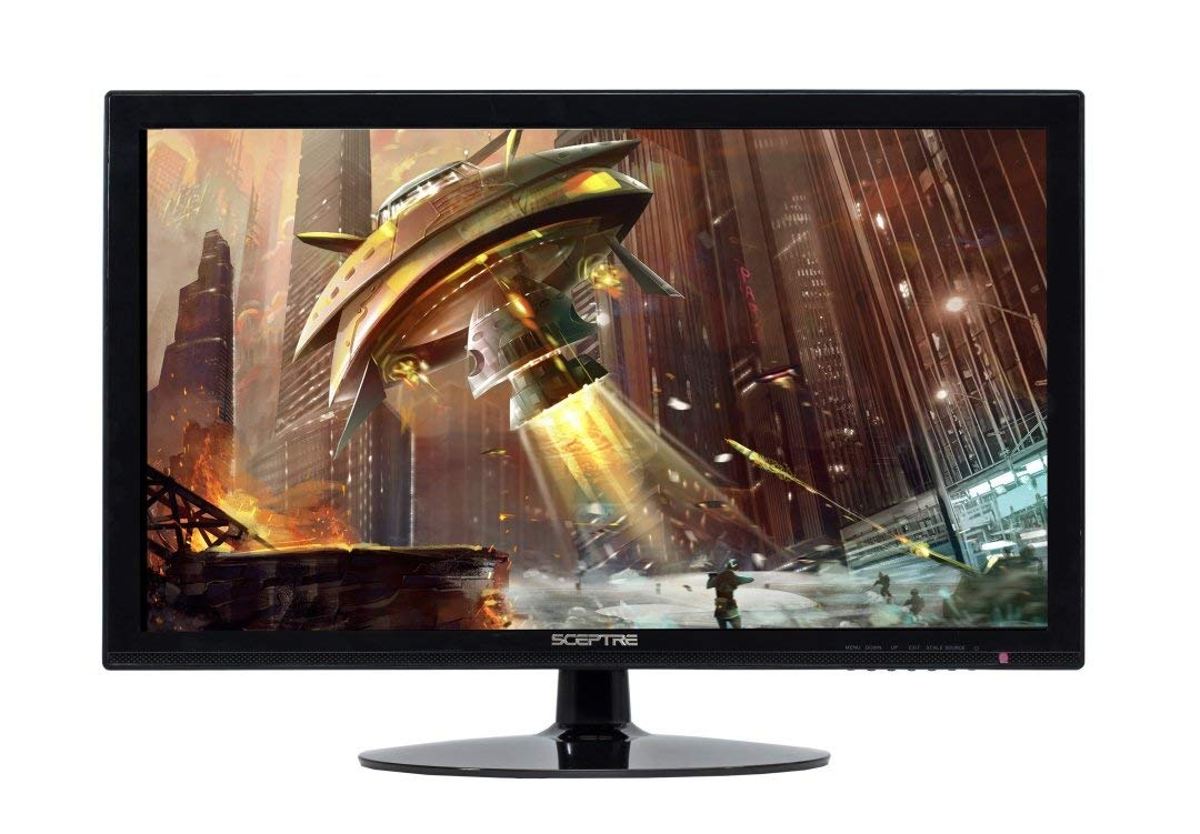 An image of Sceptre E248W-1920 24-Inch FHD LED TV