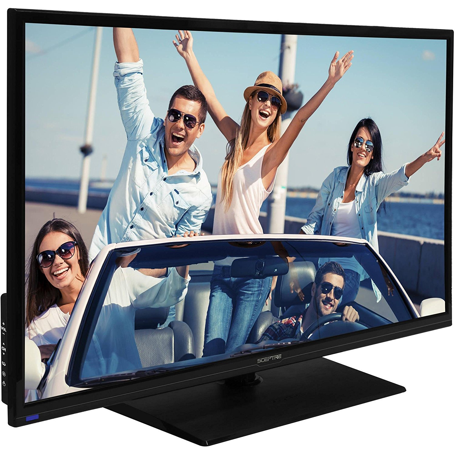 An image of Sceptre E325BD-F 32-Inch FHD LED TV