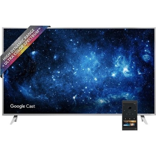 An image related to VIZIO P50-C1 50-Inch HDR 4K LED 120Hz TV with VIZIO Clear Action 480