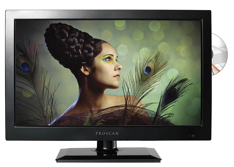 An image of Proscan PLEDV1945A-B 19-Inch LED TV