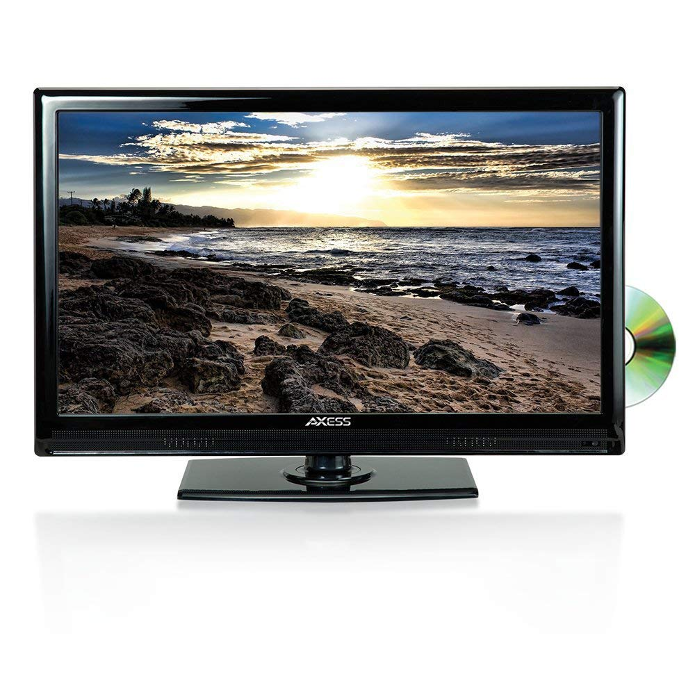 An image related to AXESS TVD1801-24 24-Inch HD LED TV