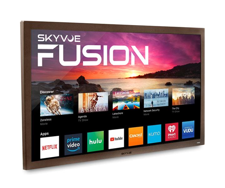 An image of Skyvue FSN-6518-4K 65-Inch HDR 4K Outdoor 120Hz TV