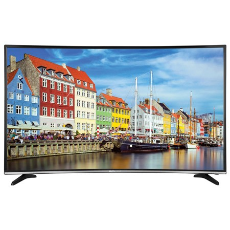 An image of Bolva TV65CSV02 65-Inch HDR Curved 4K LED 60Hz TV
