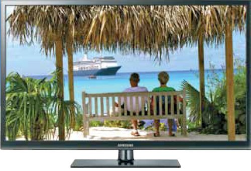 An image of Samsung PN51D490 51-Inch 3D HD Plasma TV